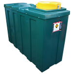 1000 Litre Waste Oil Tank