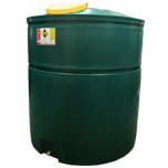 2300 Litre Waste Oil Tank