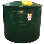 5000 Litre Waste Oil Tank